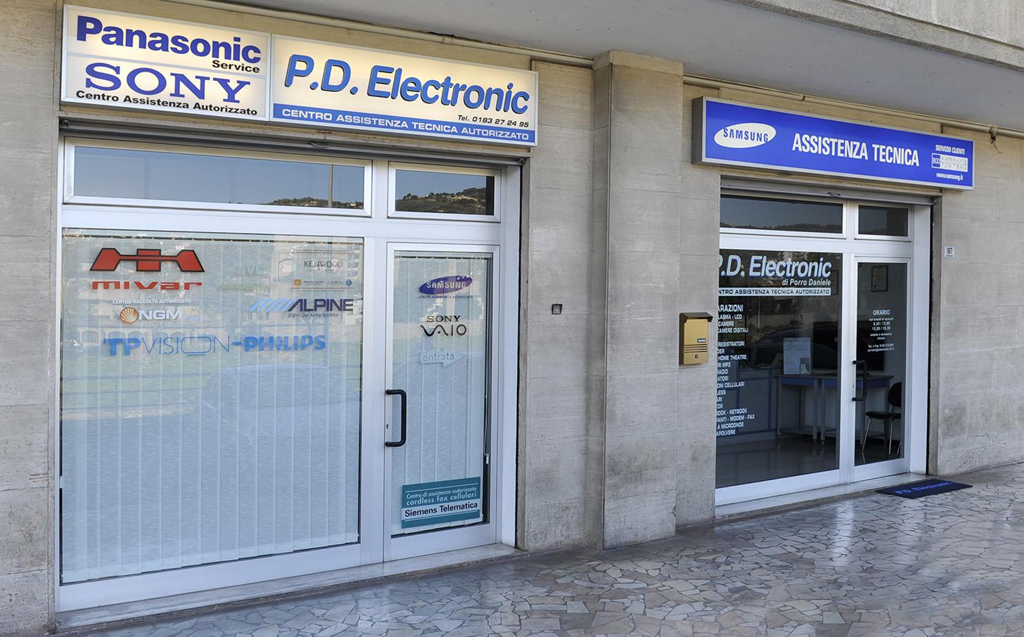 Centro Assistenza Yamaha.Pd Electronic Centro Assistenza A Imperia